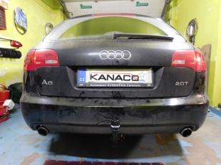 Tažné Zařízení Audi A6 Sedankombi Westfalia Odnímatelný Automat