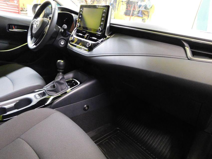 Zámek řazení Toyota Corolla 2019 manuál Construct