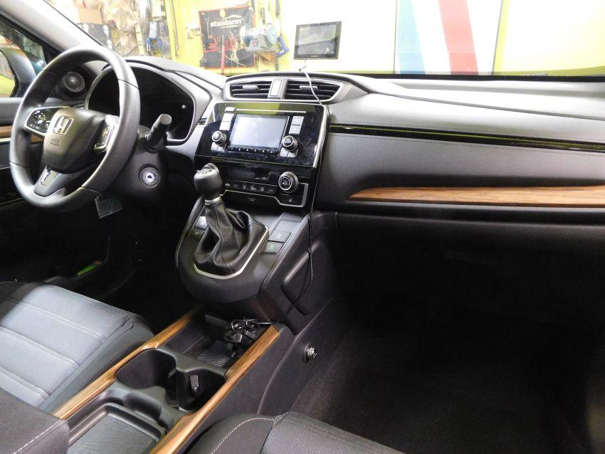 Zámek řazení Honda CR-V 2018 manuál Mister lock